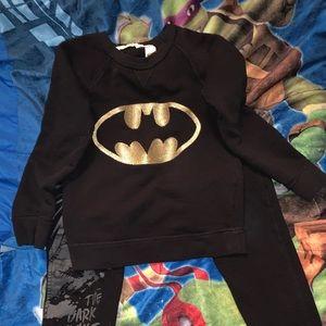 Batman Jogging Suit